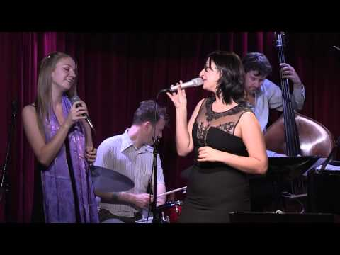 Allegra Levy Live in Concert at Cornelia Street Cafe NYC online metal music video by ALLEGRA LEVY