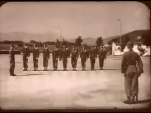Карательные отряды СС.