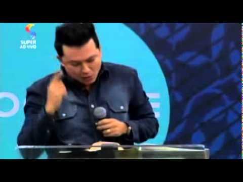 Pastor Lucinho Barreto - Entregue O Controle Para O Espírito Santo - 19 07 2014 video