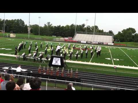 Turner Ashby High School Marching Band
