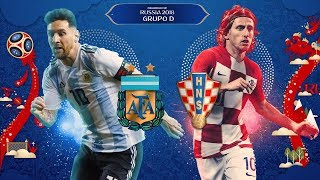 ARGENTINA 0 VS CROACIA 3 MUNDIAL RUSIA 2018 | FIFA WORLD CUP 2018 | ANALISIS