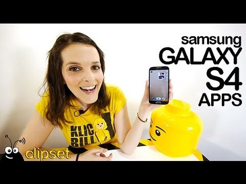 Samsung Galaxy S4 review Apps Videorama  (2/2)