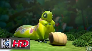 "**Oscar Nominated** 3D Animated Shorts: ""Sweet Cocoon"" - by ESMA 