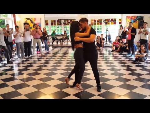 Antonio & Estefania ~ Bachata Moderna ~ Festival SBK 2015