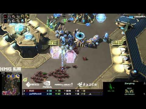 ZvP - Parting vs Jaedong -g2- Overgrowth- Starcraft 2 HD 60 FPS