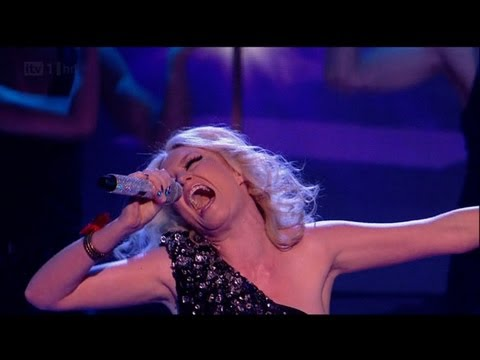 Kitty Brucknell is mad for Madonna - The X Factor 2011 Live Show 5 (Full Version)