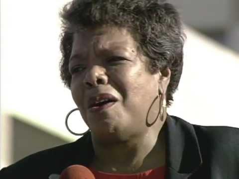 Maya Angelou: North Carolina Museum of History Dedication (April 24, 1994)