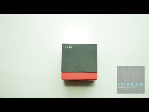 HTC BoomBass Subwoofer Add on Hands On Review with HTC One Max