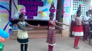 GHSS Arimalam - Karakattam 1