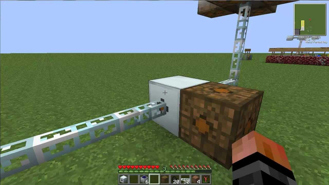 Minecraft tekkit tutoriel explications panneaux solaires les bases - Comment fonctionne les panneaux solaires ...