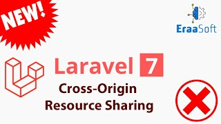 Laravel 7 CORS support (Arabic)