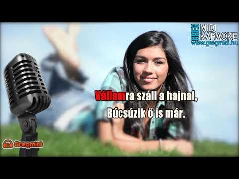 LGT - Álomarcú lány karaoke demó