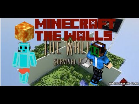Minecraft 1.6.2 The Walls server (español) multiplayer