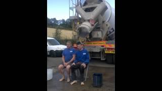 Jamie & Jim McFarlane Ice bucket challenge