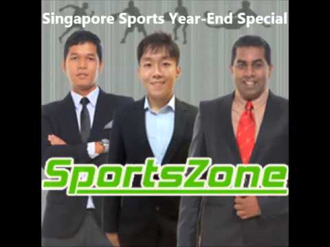 938LIVE SPortsZone - Singapore Sports Year-End Special (22 Dec 2014)