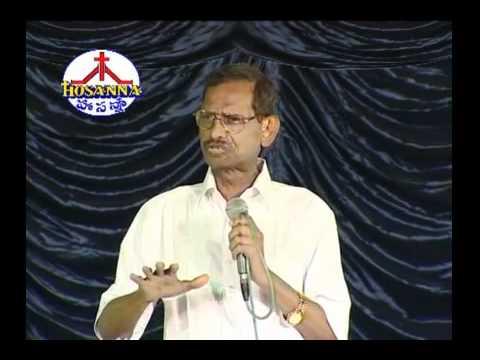 Bro Yesanna Message Telugu video