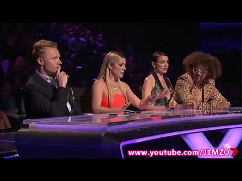Dean Ray - Audition Song - Grand Final - The X Factor Australia 2014