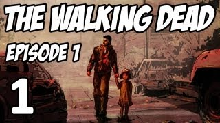 The Walking Dead Episode 1_ A New Day German - INTRO - Part 1