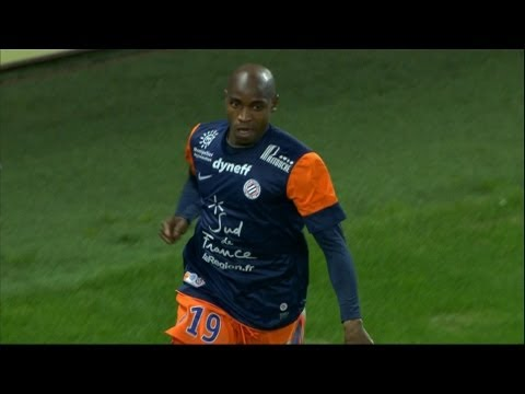 But Souleymane CAMARA (53') - Montpellier Hérault SC - OGC Nice (3-1 / 2012-13