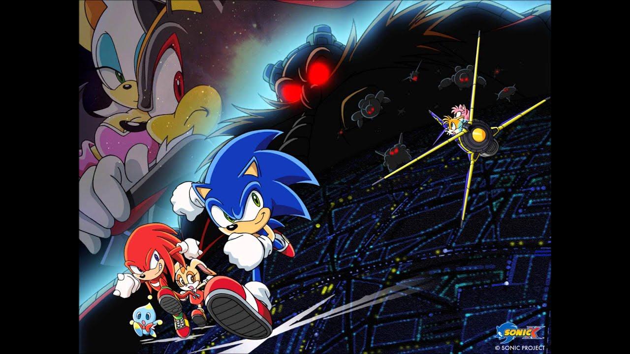 Blue Tornado Sonic Sonic x Music X-tornado Theme