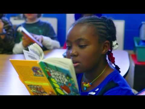 Readin' Fever - music video w/Abraham Lincoln Elementary School, Madison, WI