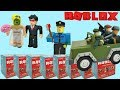 Roblox Toys Series 3 Blind Boxes, Stop-Motion Animation, Celebrity Bride Unboxing & Toy Review