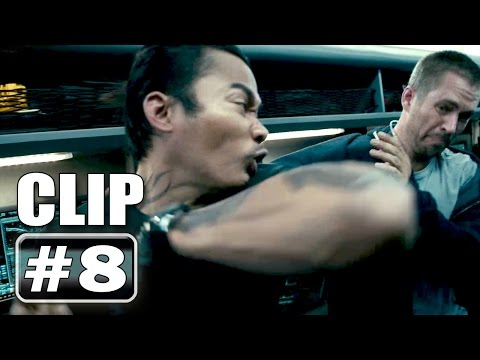 Tony Jaa Versus Paul Walker - Fast And Furious 7 Clip # 8 video