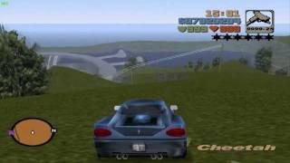 Grand Theft Auto III - Reachable Observatory Mod