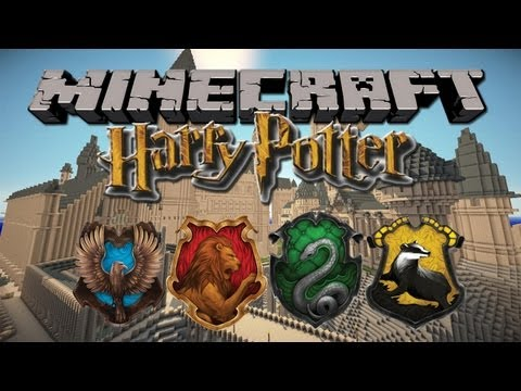 Minecraft: Harry Potter Map Download - 1.7.9 [Download Included]