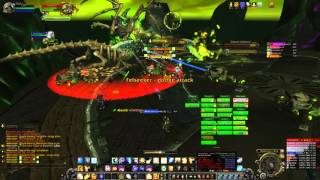 Mannoroth - Hellfire Citadel - Full Fight - No Commentary