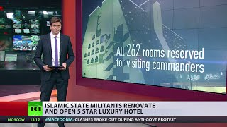Jihad Hotel: 5-star resort opens for ISIS supporters in Iraq