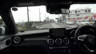 【試乗】MercedesBenz GLC 250 sports /  メルセデスベンツ GLC 250 sports