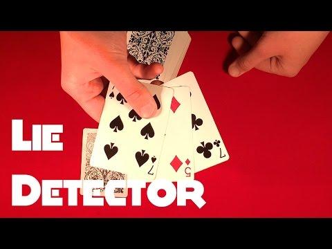 Lie Detector Card Trick!