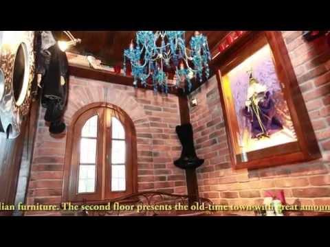 Ресторан Puppen Haus. Презентационный фильм.