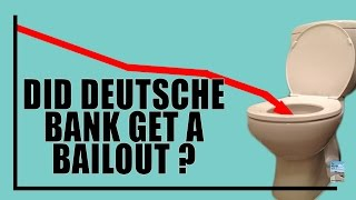 MASS PANIC as Biggest Ever Bail-In to Occur in Germany