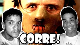 CORRENDO DO HANNIBAL!!! - Outlast DLC: Part 3 - Whistleblower PT/BR