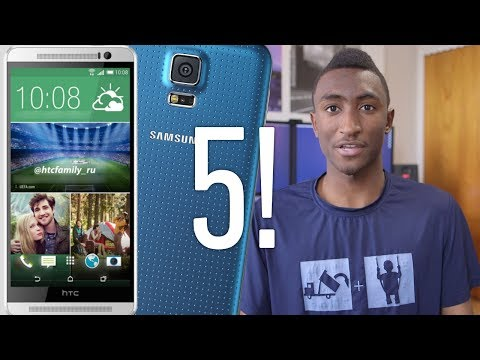Top 5 Upcoming Smartphones! (Early 2014)