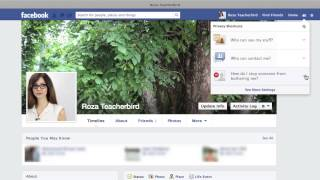 Facebook's New Privacy Settings Tutorial