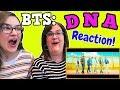 Lagu DNA - BTS REACTION  Mom & Daughter