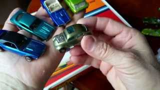 Hot Wheels Redline Collection March 14, 2015