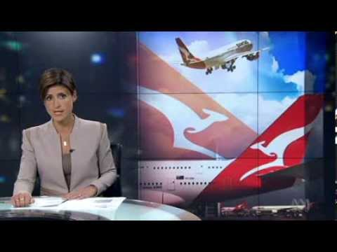 ABC Lateline:  Qantas won't say which jobs will go