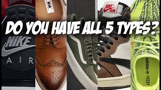 The 5 TYPES Of Shoes You Should Have In Your Collection! + GIVEAWAY!