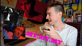 Download Lagu Troye Sivan - My My My {REACTION VIDEO} Gratis STAFABAND