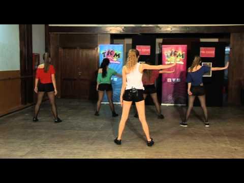Coreografia I Can Only Imagine De David Guetta Ft. Chris Brown & Lil Wayne (Paso A Paso) / TKM