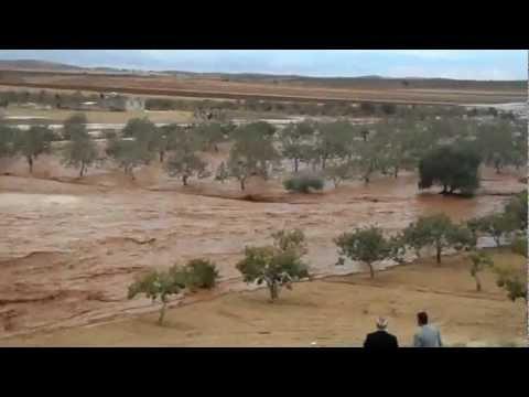 26.10.2012 Tarihinde Akmağara Köyünde Yaşanan Sel Felaketi