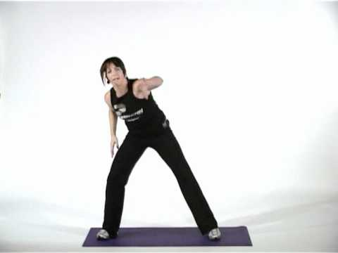 10 Minute Fitness Routines - Aerobic Warm Up