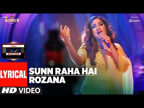 download lagu T-series Mixtape : Sunn Raha Hai Rozana Al  gratis