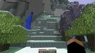 Aether Christmas Tree Aether Mod Minecraft 1.4.2 1.0 Gameplay Commentary Episode 2