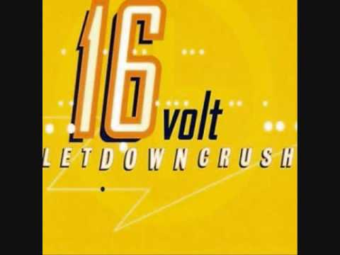 16Volt - A Cloth Like Gauze
