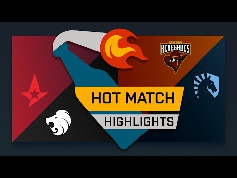 CS:GO - Hot Match Highlights #3 | ESL Pro League Season 7